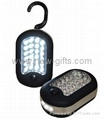 27 LED Work Light Hook Flashlight Camping lamp Magnetic Hook Hanging