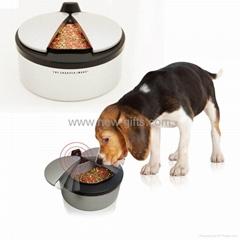 寵物自動喂食器 紅外感應喂食器
