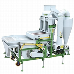 New machinery products maize processing machine with gravity table