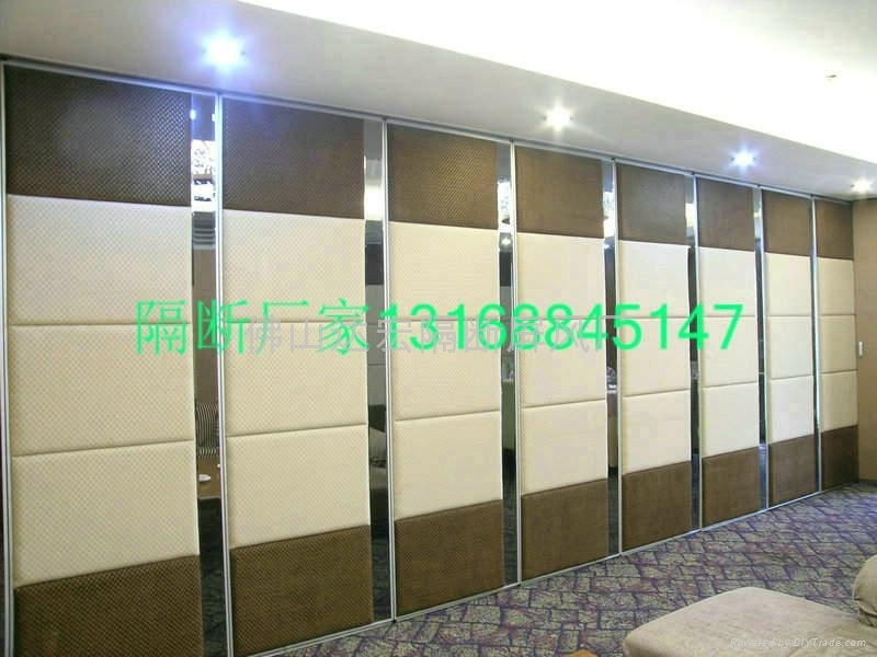 Hotel restaurant on canvas soft pack activities partition