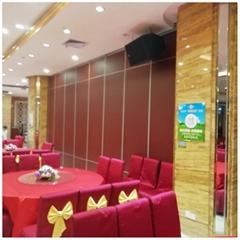 廠家直銷酒店活動隔斷、可移動屏風