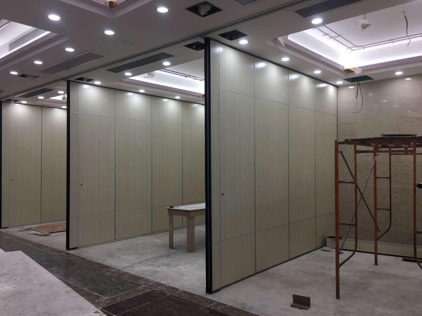 Guangdong Foshan Factory Direct Move Partition Hotel Movable Partition 8