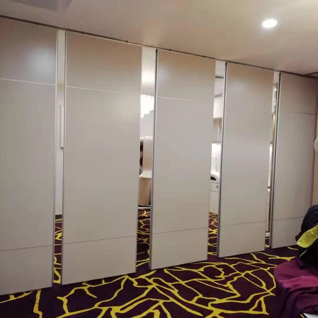 多用途大厅和会议室用隔音高隔墙 1