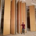 多用途大厅和会议室用隔音高隔墙 12