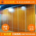 School Soundproof Mobile Screen Church Multifunctional movabel partition