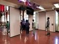 学校隔音移动屏风 教会活动隔断