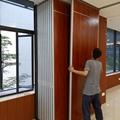 厂家直销会议室隔音移动隔断-STC43db 2