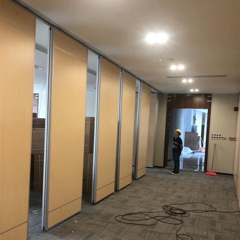 酒店活动隔断 会议室可移动隔断 厂家直销