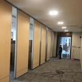 酒店活动隔断 会议室可移动隔断