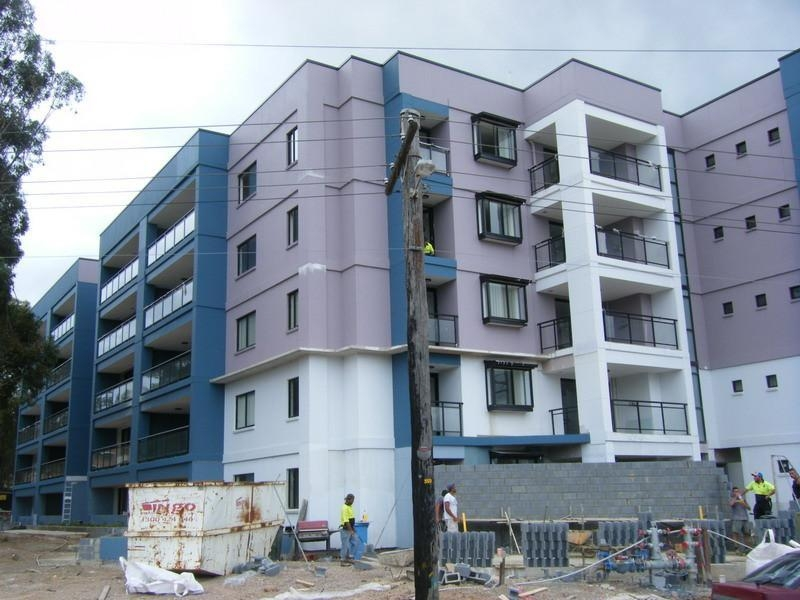 7 Devitt Street, Blacktown, NSW (50units, 2009)