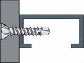 Fiber Cement Board Self Drilling Screw