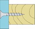 Bugle Head Coarse Thread Drywall Screw
