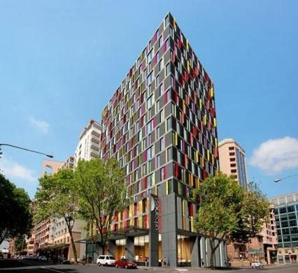 Urbanest Sydney(Student Accommodation,2010)