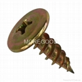 Button Head Drywall Screw
