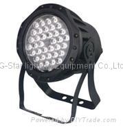 DMX Outdoor led par light/led par can /garden light