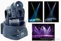 LED mini moving head light(Spot)/stage