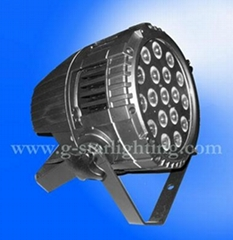 Outdoor 18*10W LED Par Can/stage lighting/led par lights