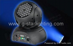 36x3W LED moving head light/ Moving wall washer