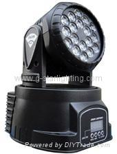 LED mini wash moving head