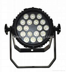 5 in 1 18X12W leds par can/Outdoor light/led par lights/led stage lighting