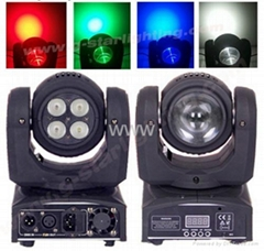 Two-sided beam & wash Infinite mini led moving head light /christmas dj lights