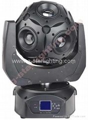 12*10W RGBW 4in1 led beam football moving head