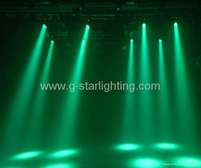 18w 6in1 Zoom 36 Led moving head lights/ led washer lights/stage light 9