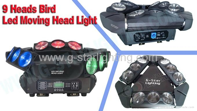 DJ lights/ stage lighting/ effect lights