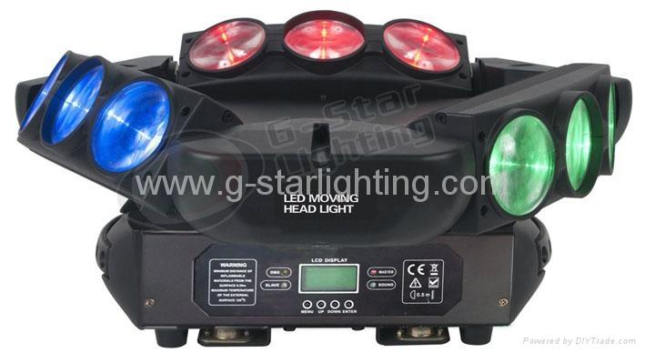 led moving head light/ moving head light
