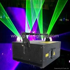 RGB 6head laser light/laser lights/ stage light/ effect lighting