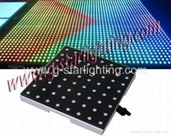 led 像素地板砖/LED 舞台地板砖