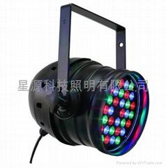 36x3W LEDs par light/DMX par can / wall washer light