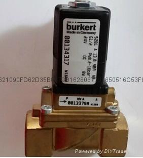 burkert成都宝德电磁阀6014C 00125336 5470 G4.0 1