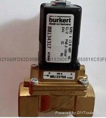 burkert成都宝德电磁阀6014C 00125336 5470 G4.0