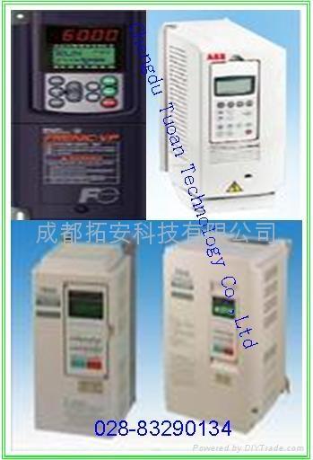 3G3JZ-A4007 AC380V 0.75KW成都变频器VFD075B43A VFD007M21A 1