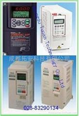 3G3JZ-A4007 AC380V 0.75KW成都變頻器VFD075B43A VFD007M21A