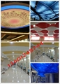 北京顶彩软膜天花 透光膜 动感灯箱 3