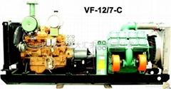 太原大汇柴动固定活塞式空气压缩机
