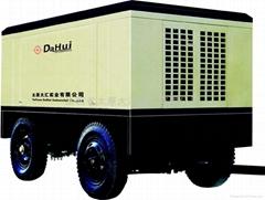 太原大汇电动、柴动移动式空气压缩机