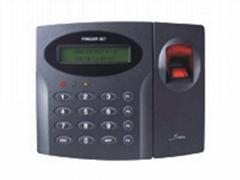 指紋和感應式門禁考勤系統
