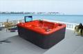 Monalisa 2015 new massage hot tub