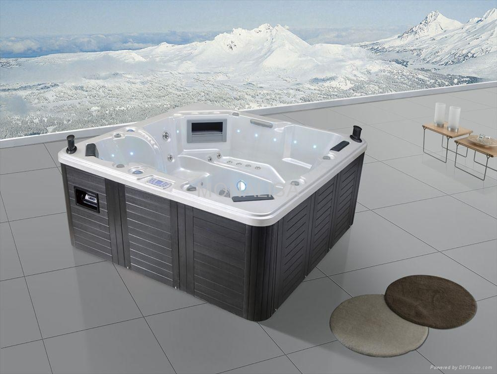 6 people factory hot selling USA balboa hot tub spa M-3349 whirlpool outdoor mas 1