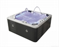 6 people factory hot selling USA balboa hot tub spa M-3349 whirlpool outdoor mas 4