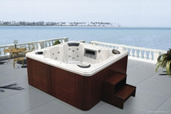 outdoor spa  M-3347