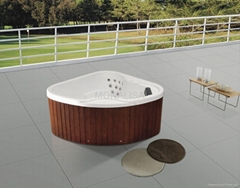 Outdoor spa  M-3344
