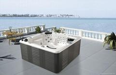 户外SPA 亚克力按摩浴缸 水疗浴缸 M-3341