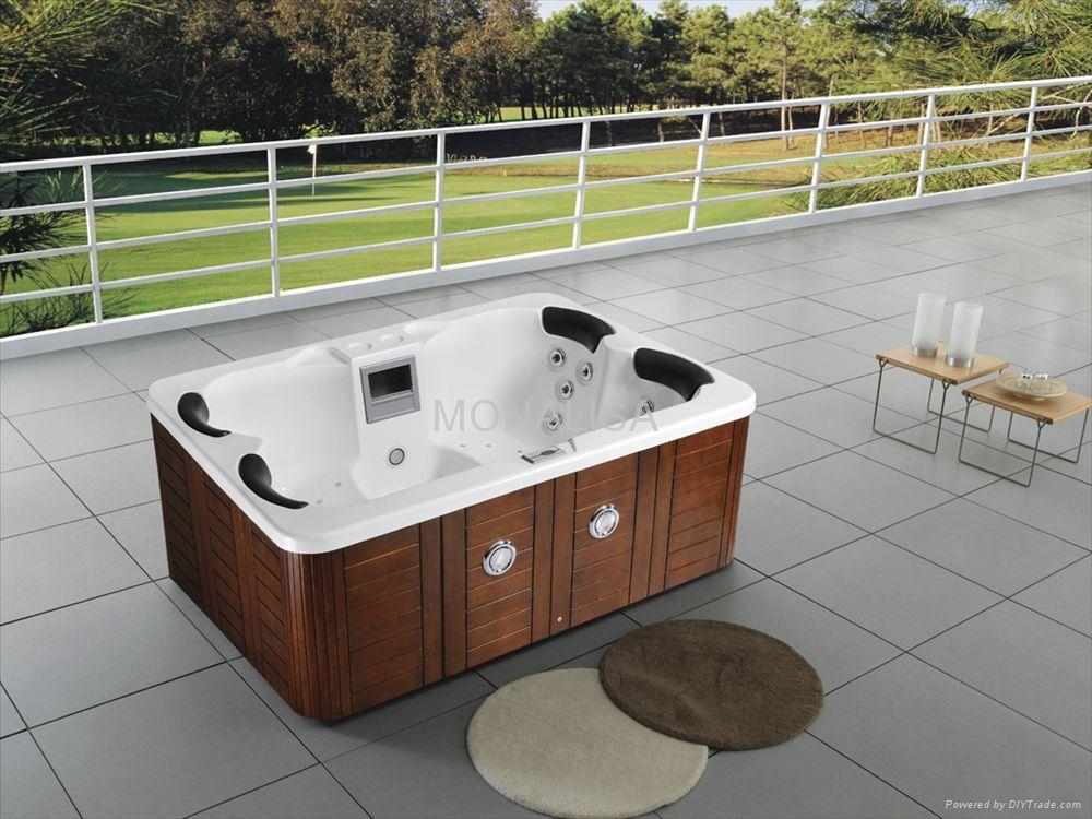 Outdoor Spa For 3 Person M 3332 Spa M 3332 Monalisa