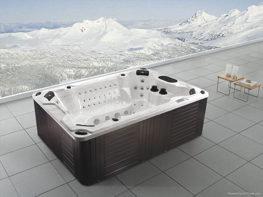 按摩浴缸,户外游泳池,大缸