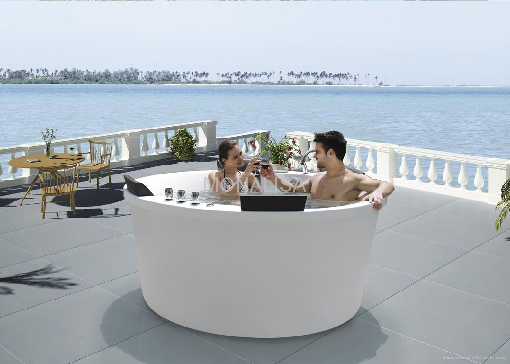 Massage bathtub bathroom hot tub M-2057 - China - Manufacturer -
