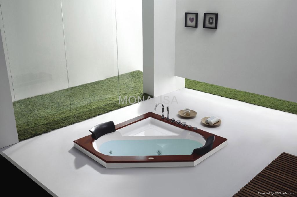Massage bathtub  bathroom hot tub M-2041
